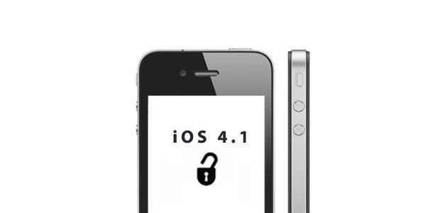 iOS4.1unlock