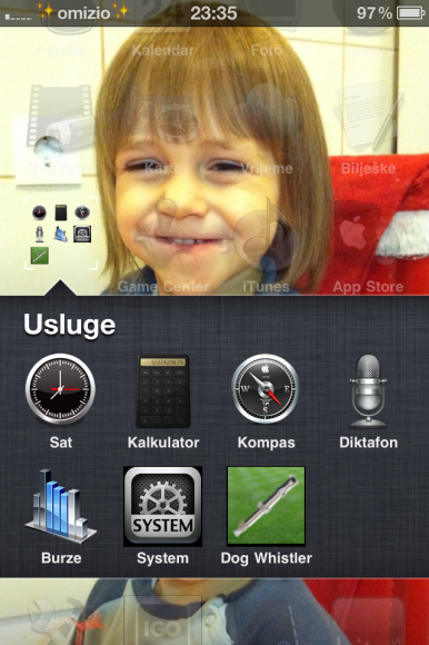 System pro for iDevices