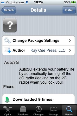 Auto 3G