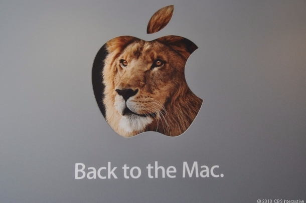 MacOSX Lion Theme