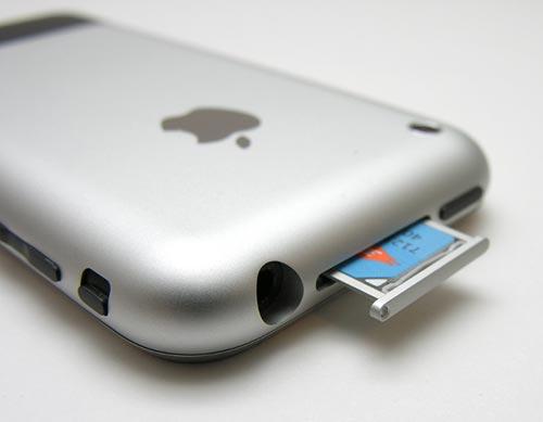 iphone sim card
