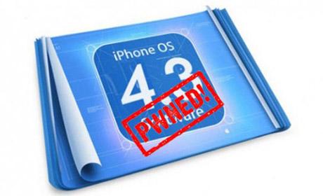 iOS4.3jailbreak