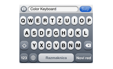 ColorKeyboard