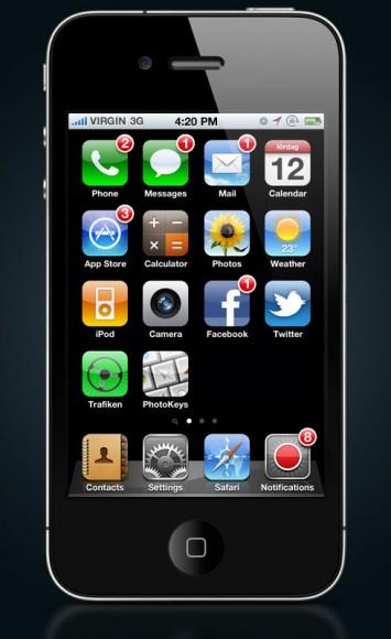 iPhone obavjesti