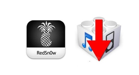 redsnow-downgrade-proces