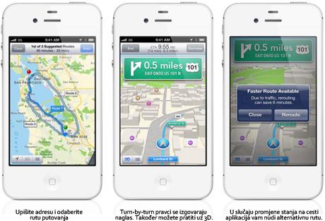 3d maps navigation