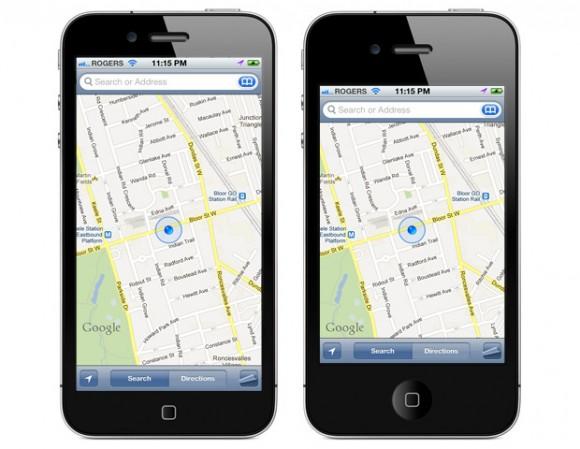 iPhone 5 koncept rendering