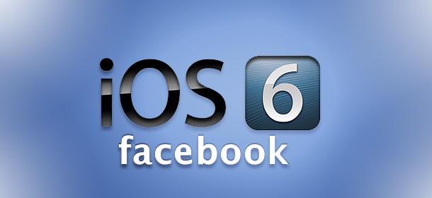 Facebook ios6 int.