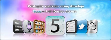 itools full access