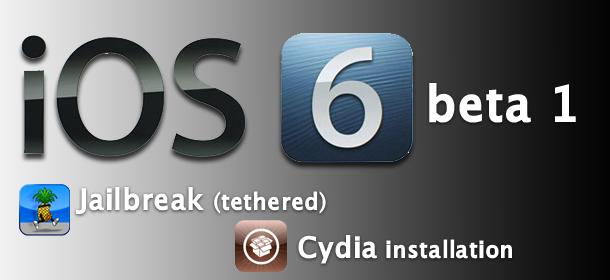jailbreak ios6 cydia installation