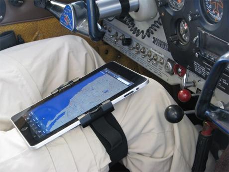 iPad Boeing 777