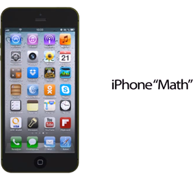 iphonemath