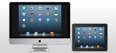 AirPlay Mac iPad