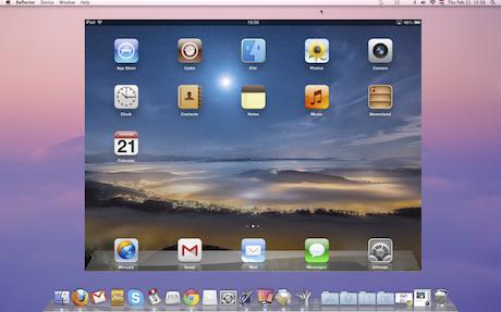 iPad na Macu