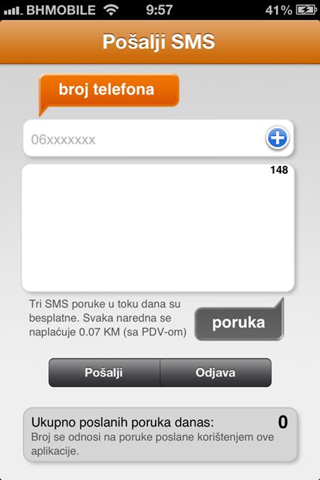 Web2SMS BiH1