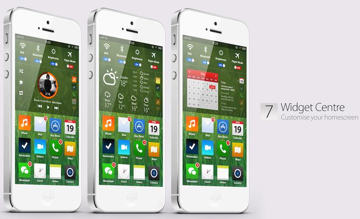 iOS-7-concept-Simply-Zesty-Widget-Centre