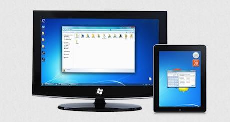Air Display PC
