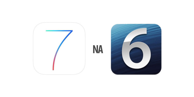 Kako spustiti (downgrade) iPhone 4 natrag s iOS 7.x.x na iOS 6.x.x