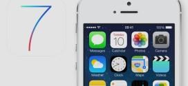 Kako se svajp gestom na zaslonu vratiti na prethodni meni u iOSu 7?