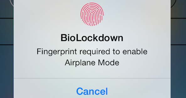 BioLockdown-Airplane-mode1