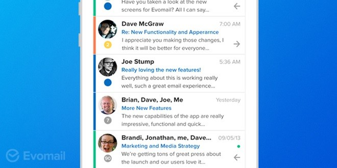 Evomail+-Download