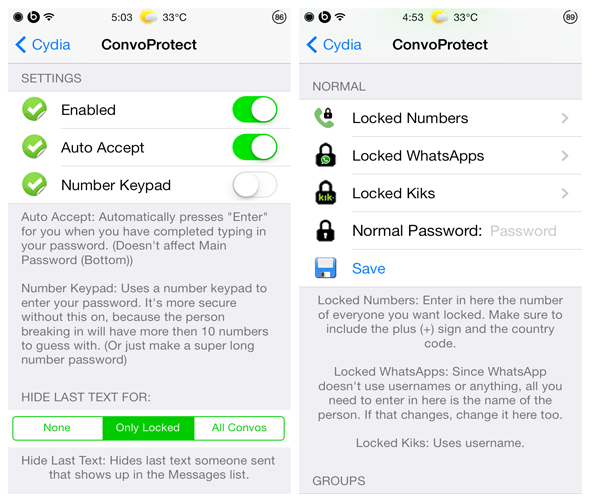 convoprotect-preferences