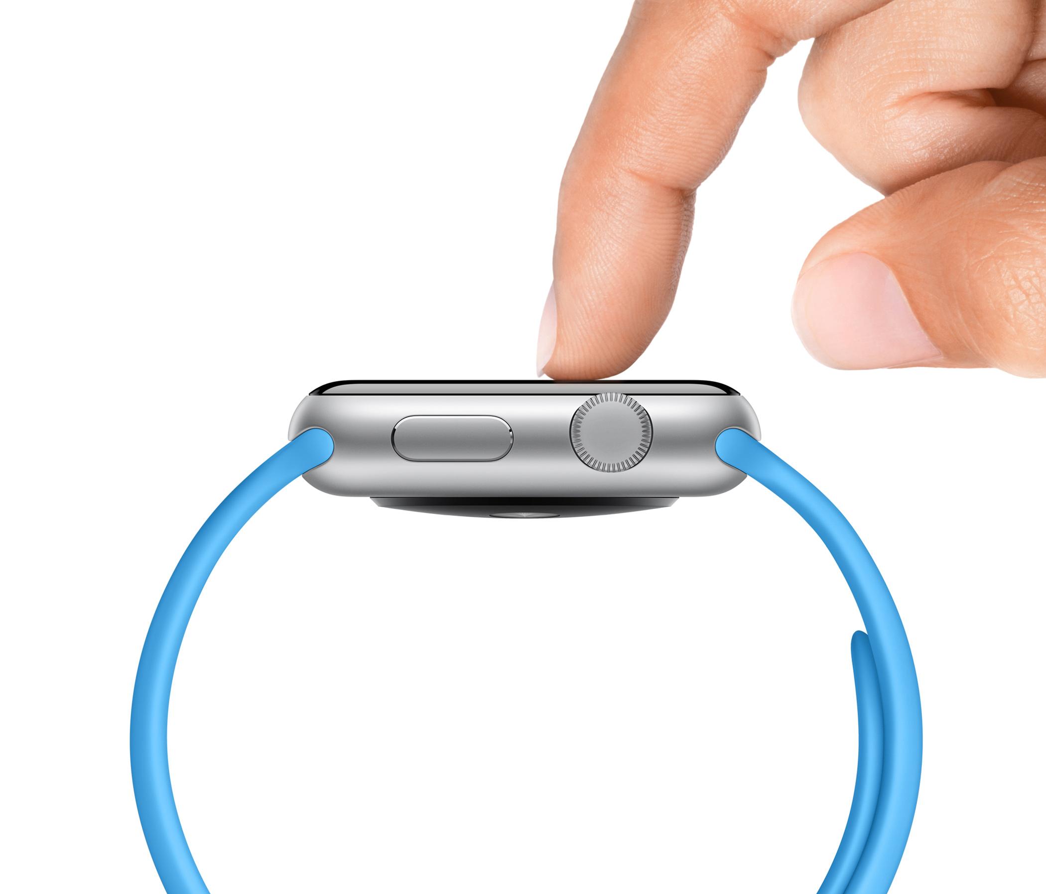 Apple-Watch-sensitive-tap