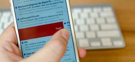 Kako prilagoditi opcije povlačenja u aplikaciju za poštu
