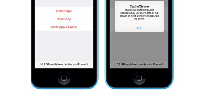 CacheCleaner tweak – Novo rješenje za čišćenje cache fileova