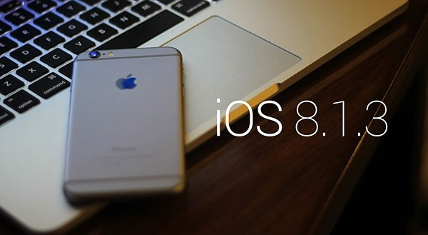 Izbačen iOS 8.1.3