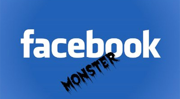 facebook-monster