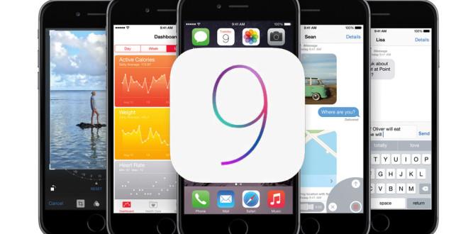 Instalacija iOS-a 9 Beta 2