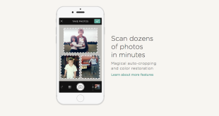 Photomyne Scanner