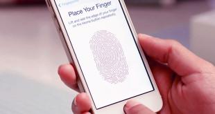 iPhone 5s Touch ID Fingerprint